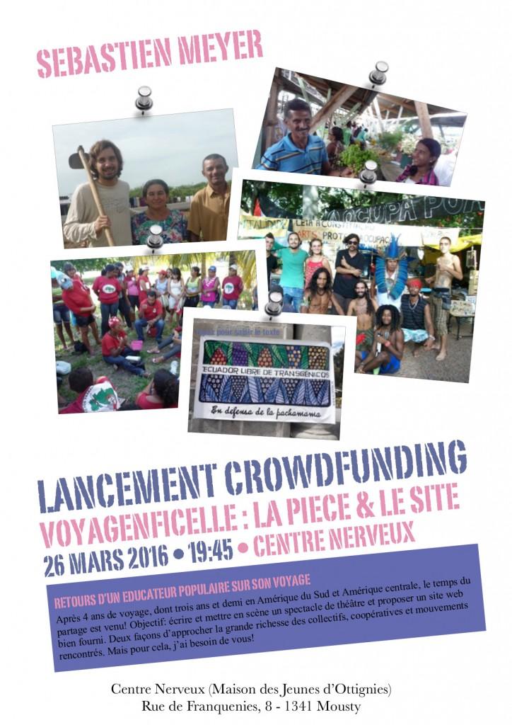 Lancement Crowdfunding CN